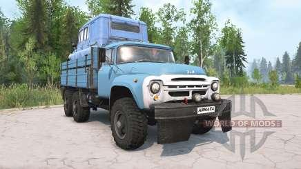 ꞫиЛ-130G 6x6 para MudRunner