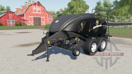 New Holland BigBaler 12୨0 para Farming Simulator 2017
