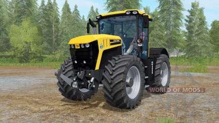 JCB Fastraƈ 4220 para Farming Simulator 2017