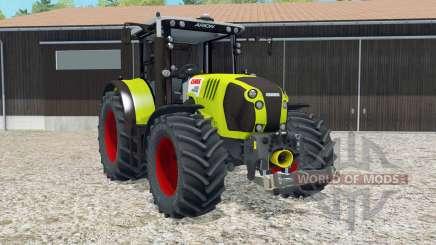 Claas Arioɲ 650 para Farming Simulator 2015