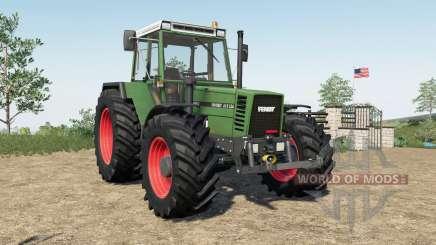 Fendt Favorit 615 LSA Turbomatik Є para Farming Simulator 2017