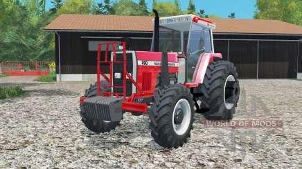 Massey Fergusoᶇ 290 para Farming Simulator 2015