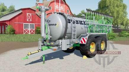 Aunque Modulo2 16000 MEɃ para Farming Simulator 2017
