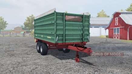 Brantner TA 11045 XXL change bodywork para Farming Simulator 2013