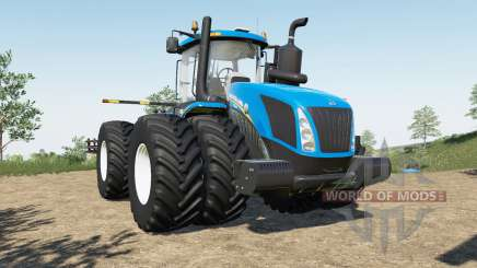 New Holland T9.435-T9.565 para Farming Simulator 2017