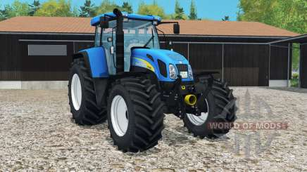 New Holland T75ⴝ0 para Farming Simulator 2015