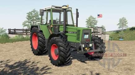Fendt Favorit 611〡612〡615 LSA Turbomatik Є para Farming Simulator 2017