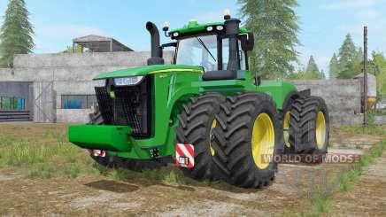John Deere 9420R-9620R para Farming Simulator 2017