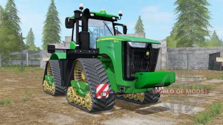 Ʝohn Deere 9560RX para Farming Simulator 2017