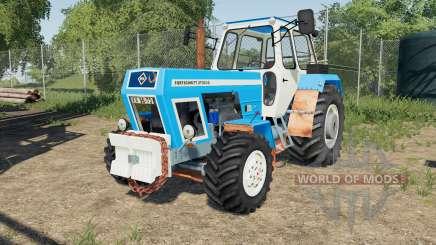 El progreso ZT 303-© para Farming Simulator 2017