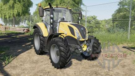New Holland T5.100〡T5.120〡T5.140 para Farming Simulator 2017