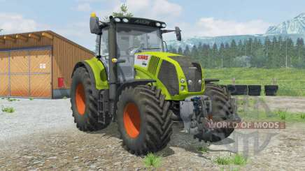 Claas Axiꝍn 850 para Farming Simulator 2013