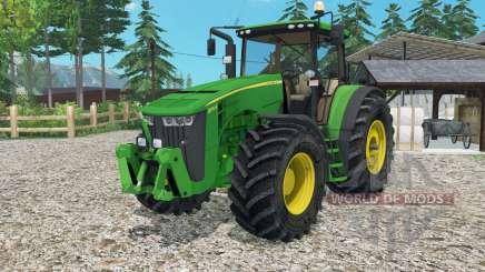 John Deere 8370Ɍ para Farming Simulator 2015