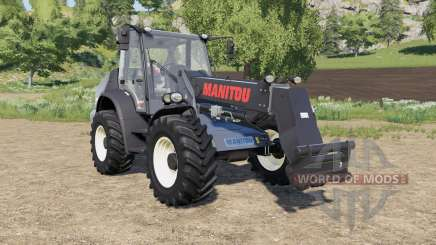 Manitou MLA-T body equipped with color choice para Farming Simulator 2017