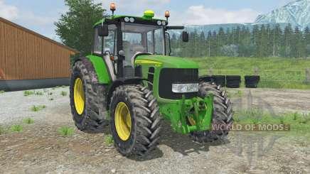John Deere 6430 soiled para Farming Simulator 2013