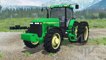 John Deere 8400 RowCrow para Farming Simulator 2013