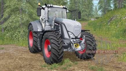 Fendt 930〡936〡939 Vario Belleza Negro para Farming Simulator 2017