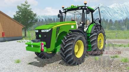 John Deere 8310R para Farming Simulator 2013