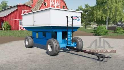 DMI 400 para Farming Simulator 2017