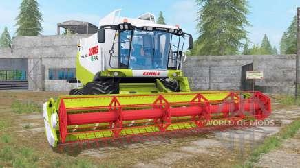 Claas Lexioᵰ 550 para Farming Simulator 2017