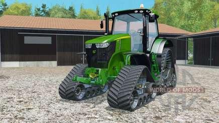 John Deere 7310R Quadtraƈ para Farming Simulator 2015