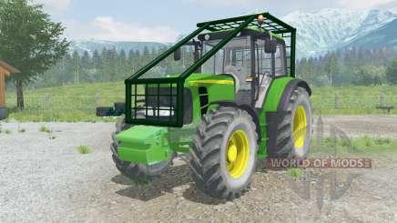 John Deere 6630 para Farming Simulator 2013