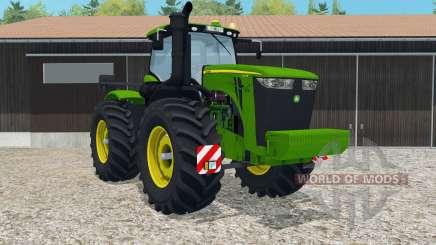 Ɉohn Deere 9560R para Farming Simulator 2015