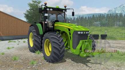 Jꝍhn Deere 8530 para Farming Simulator 2013
