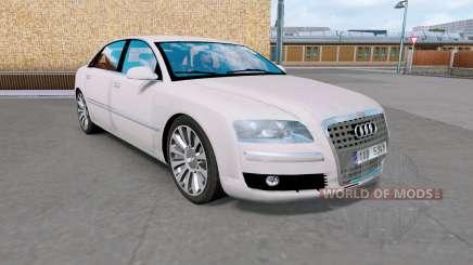 Audi A8 para Euro Truck Simulator 2