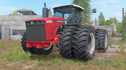 Ꝟersatile 500 para Farming Simulator 2017