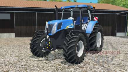 New Holland T70Ꝝ0 para Farming Simulator 2015