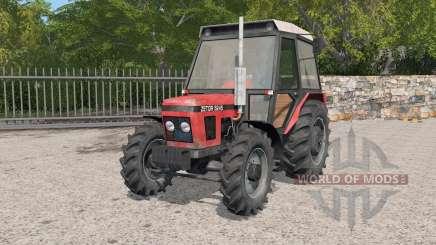 Zetoᵲ 5245 para Farming Simulator 2017