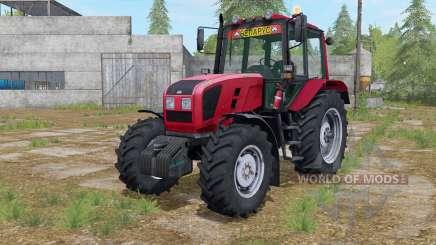 MTZ-1220.3 Belara para Farming Simulator 2017