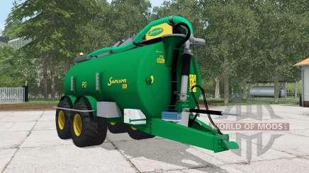 Samson PGII 20 para Farming Simulator 2015