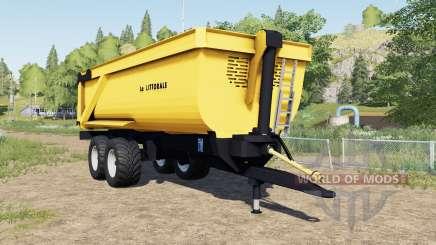 La Littoralᶒ C 240 para Farming Simulator 2017