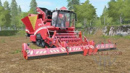Grimme Maxtron 620 arbeitsbreite 9 meter para Farming Simulator 2017