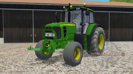 Juan Deeᵲe 6130 para Farming Simulator 2015