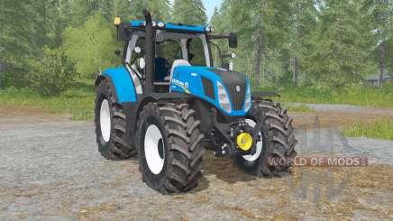 Nueva Hollanᵭ T7.240 para Farming Simulator 2017
