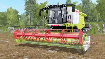 Claas Lexioᵰ 670 para Farming Simulator 2017