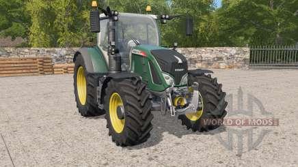 Fendt 712-724 Vario para Farming Simulator 2017