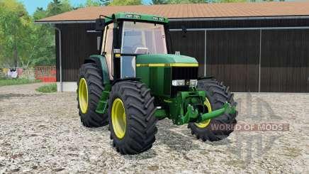 Juan Deerᶒ 6810 para Farming Simulator 2015