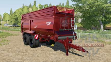 Krampe Bandit 750 XM para Farming Simulator 2017