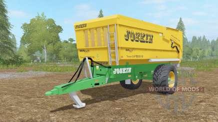 Joskin Tᵲans-Cap 5000-14 para Farming Simulator 2017