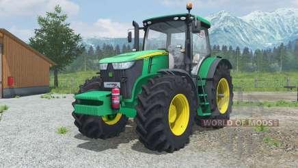 John Deere 7280Ɍ para Farming Simulator 2013