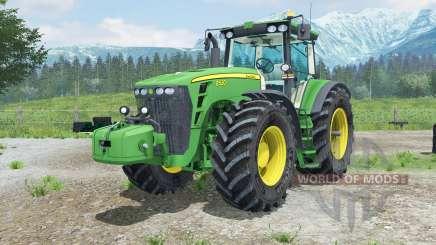 John Deere 85ろ0 para Farming Simulator 2013