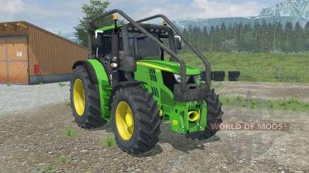 John Deere 6150R Forest Edition para Farming Simulator 2013