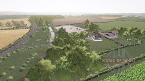 Sutton Farm para Farming Simulator 2017