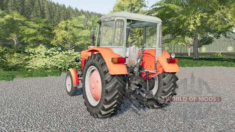 Ursus C-4011 para Farming Simulator 2017