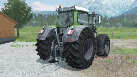 Fendt 927 Vario para Farming Simulator 2013