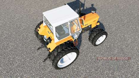 Fiat 1000 DT para Farming Simulator 2017